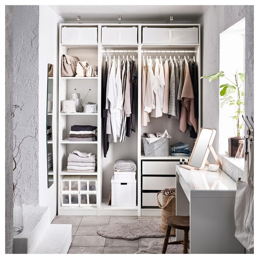 Dressing dans une chambre : des idées pour s'inspirer