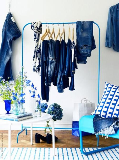 Aménager un dressing Ikea