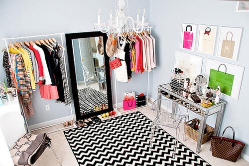 Dressing Dans Une Chambre Des Idées Pour S Inspirer