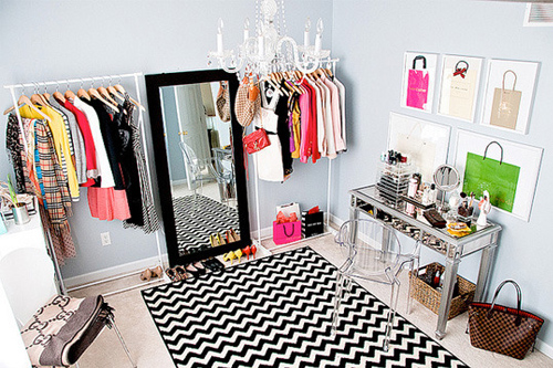idees de dressing dans une chambre meilleures images d 39 inspiration pour votre design de maison. Black Bedroom Furniture Sets. Home Design Ideas