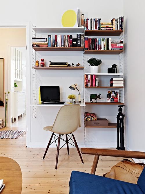 Des idées pour aménager un bureau dans un petit espace