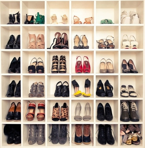 fabriquer un rangement pour chaussures. Black Bedroom Furniture Sets. Home Design Ideas