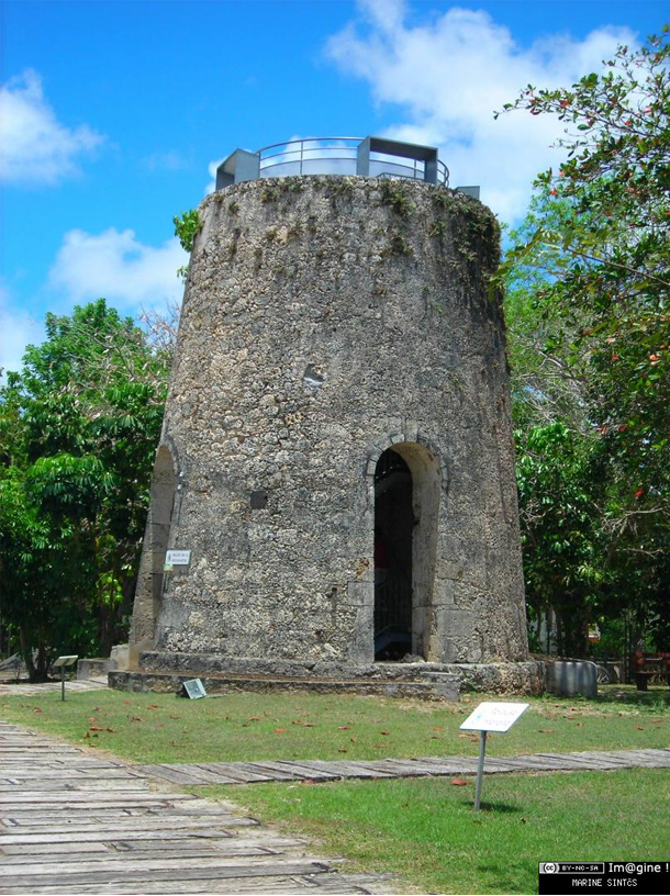 moulin a vent marie-galante guadeloupe