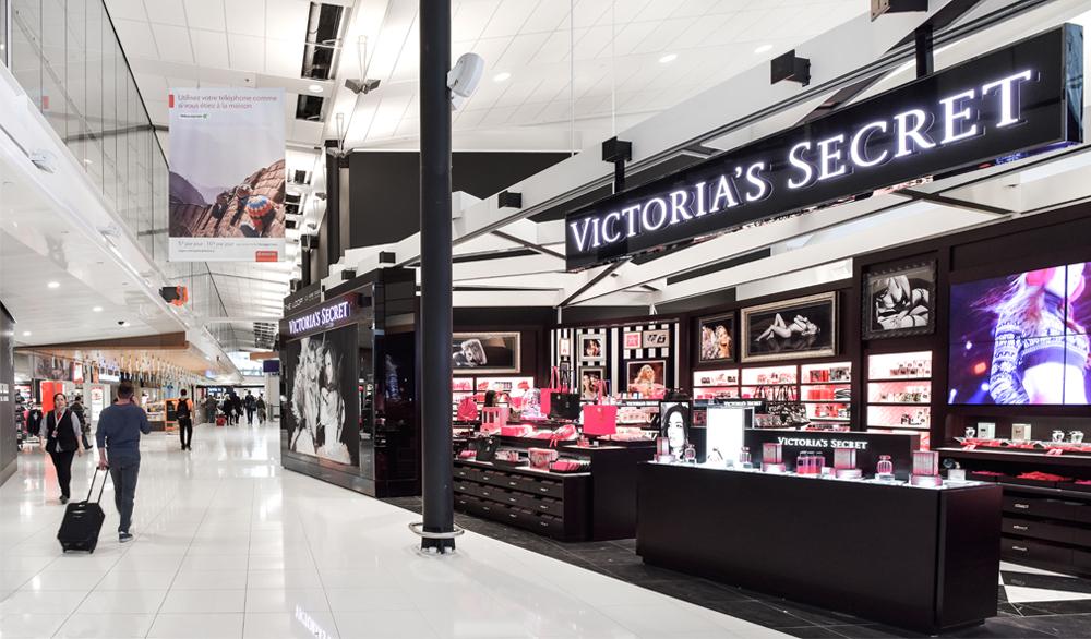 24ad504986541 Ouverture du premier magasin Victoria s Secret Barcelone