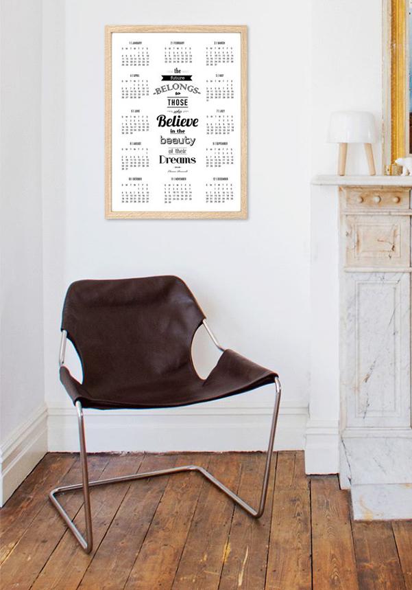 Calendriers 2015 luzdesign