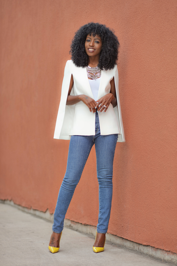 cape-blazer-bodysuit-high-waist-jeans