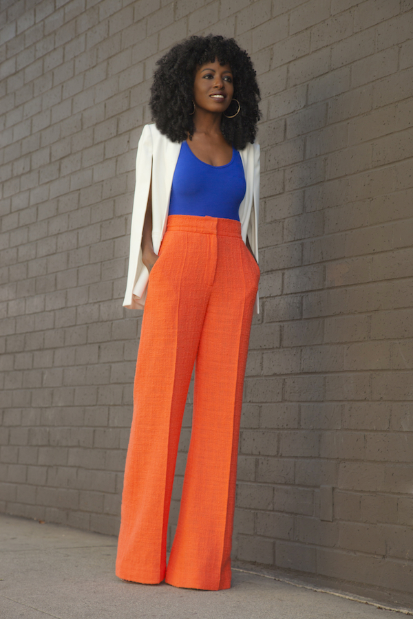 cape-blazer-bodysuit-hight-waist-trousers