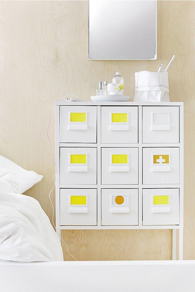 Elément avec tiroirs Sprutt IKEA