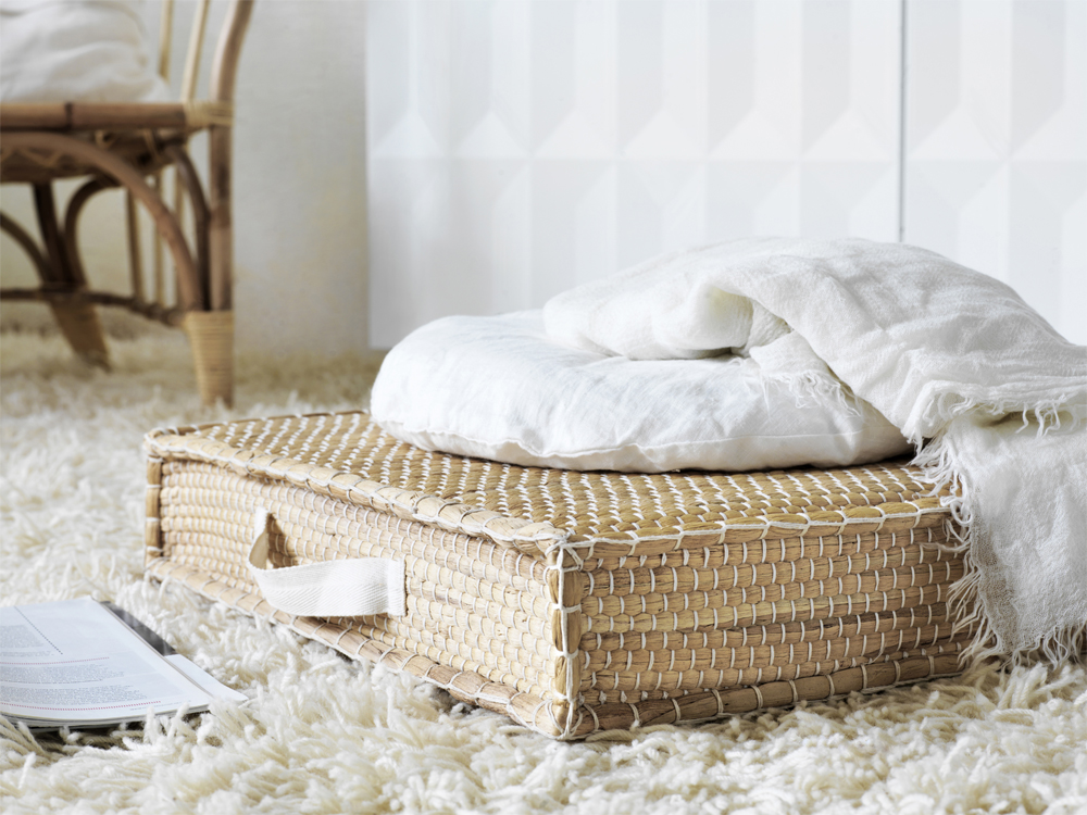 ikea nipprig paniers 6. Black Bedroom Furniture Sets. Home Design Ideas
