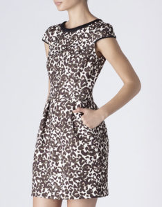 robe-animal robe imprimee suite blanco printemps-été 2015