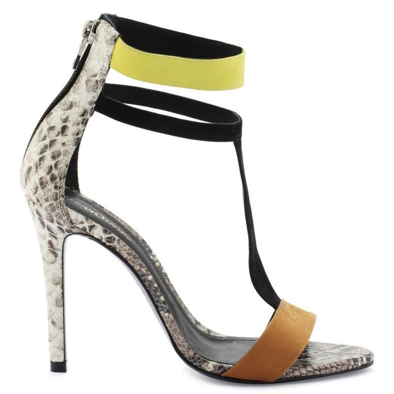 Chaussure A Talon Ete
