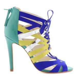 Sandales SANOA2 chaussures Cosmoparis printemps-été 2015