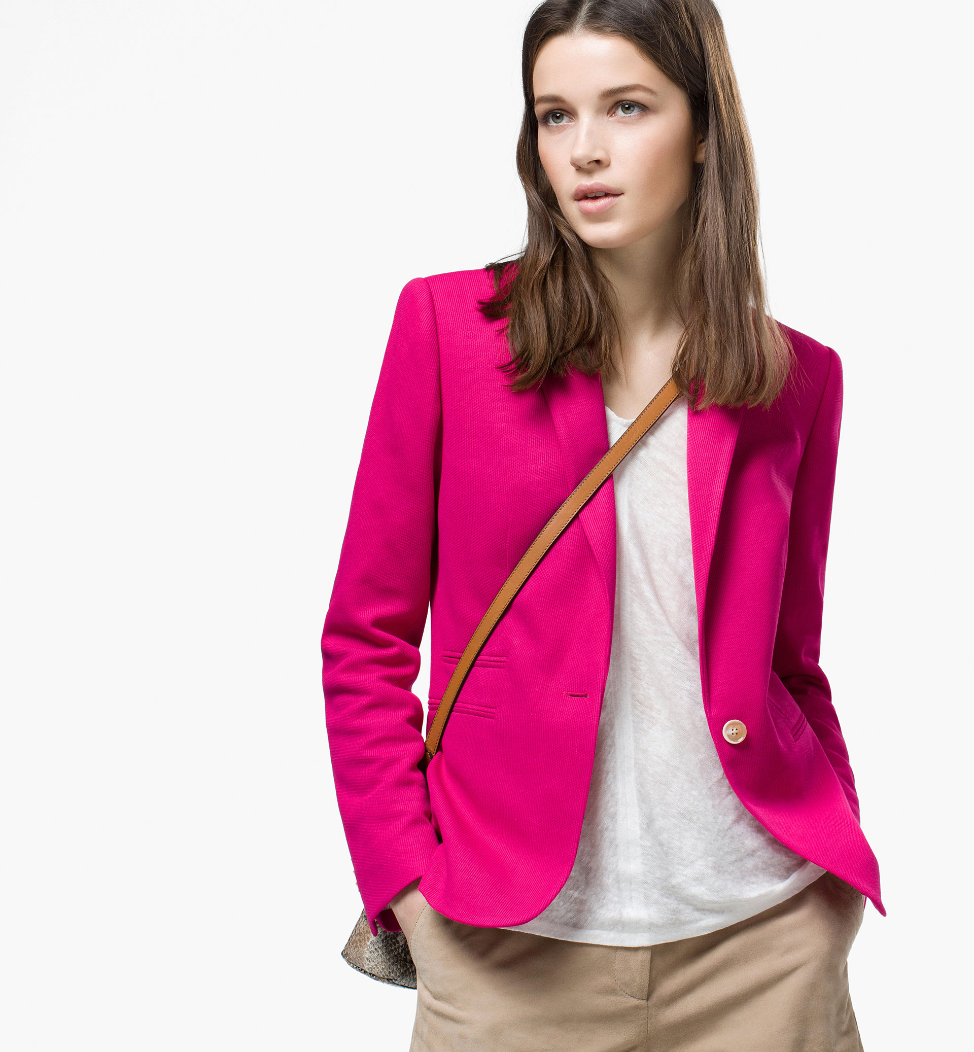Veste femme collection printemps 2015