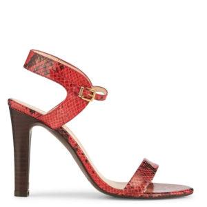 Sandale en cuir Modernité Minelli