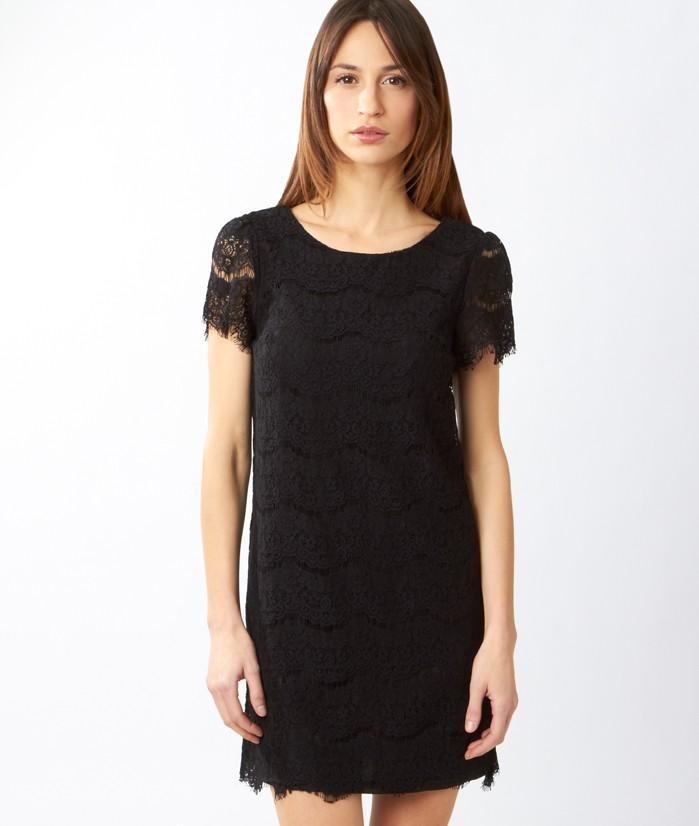 robe longue chez etam la mode des robes de france. Black Bedroom Furniture Sets. Home Design Ideas