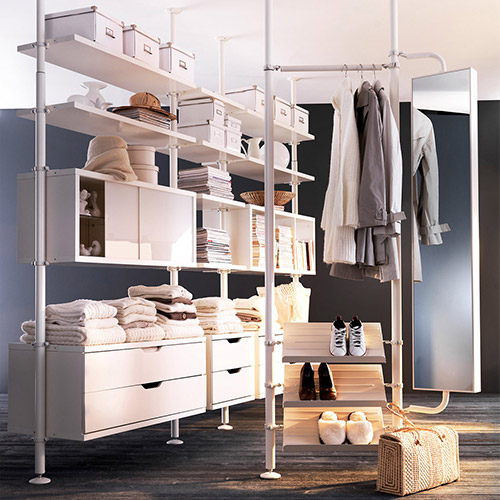 creer dressing ikea id e inspirante pour la conception de la maison. Black Bedroom Furniture Sets. Home Design Ideas