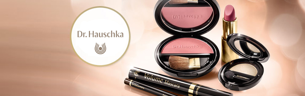 Maquillage naturel - Dr Hauschka