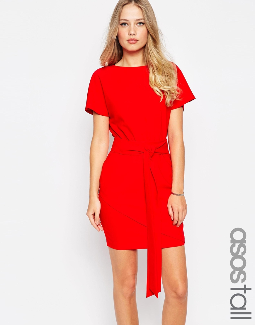 ASOS-TALL-Robe-fourreau