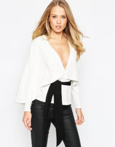 Soldes Asos hiver 2016 - Top à manches kimono Oh my Love