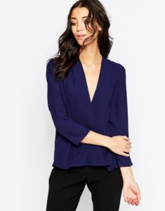 Soldes Asos hiver 2016 - Double cross top Traffic People