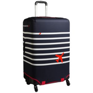 Bagages Air France 2016 - Housse de valise Large Design bleu