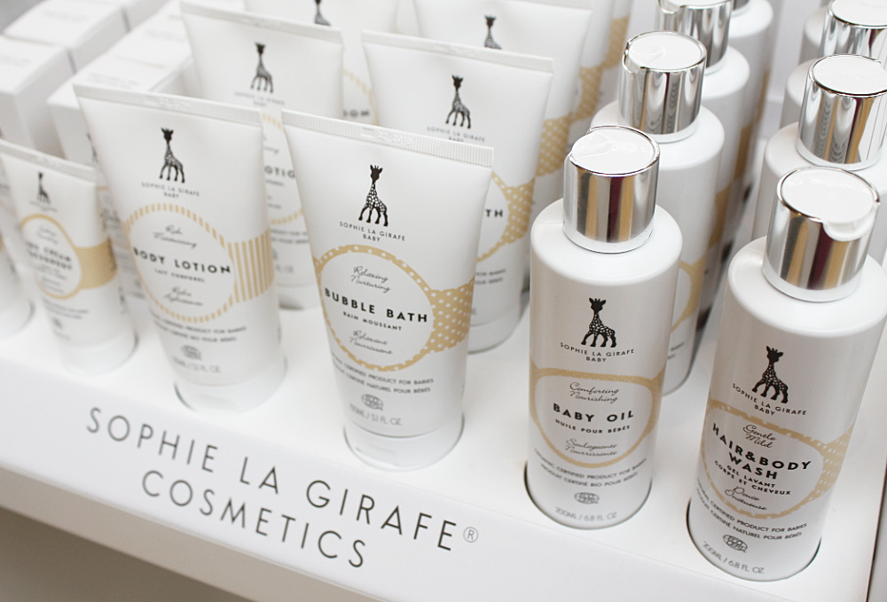 Alternative Frangrance & Beauty - SOPHIE LA GIRAFE