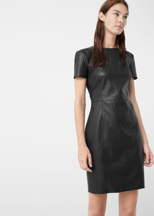 Mango automne 2016 - Robe coutures décoratives WORKER