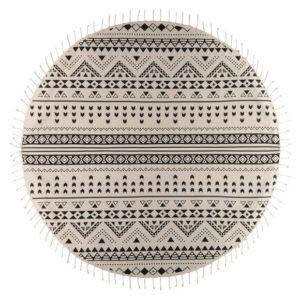 serviette de plage ronde galeries lafayette