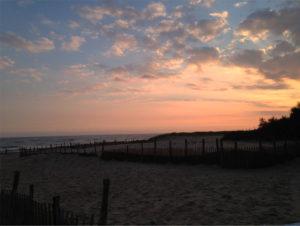 Week-end à l'Ile de Ré - Coucher de soleil à Ars-en-Ré