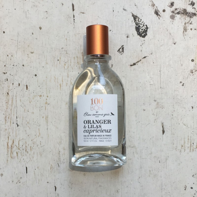 Fragrance oranger lilas capricieux - 100bon