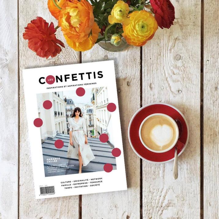 magazine Les Confettis volume 3