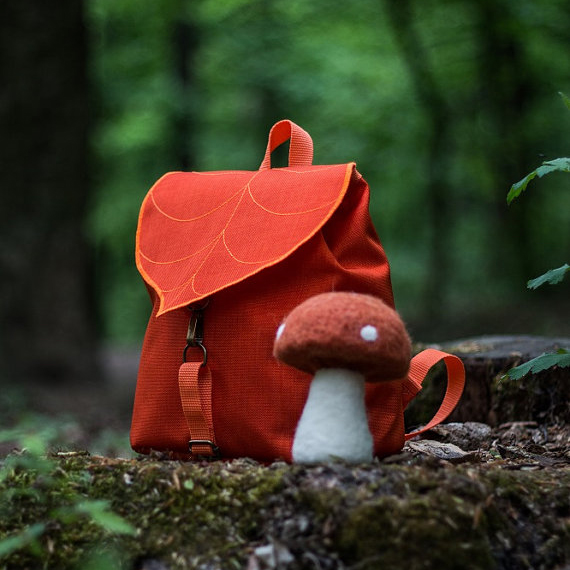 Woodland sac à dos imperméable LEAFLING BAGS