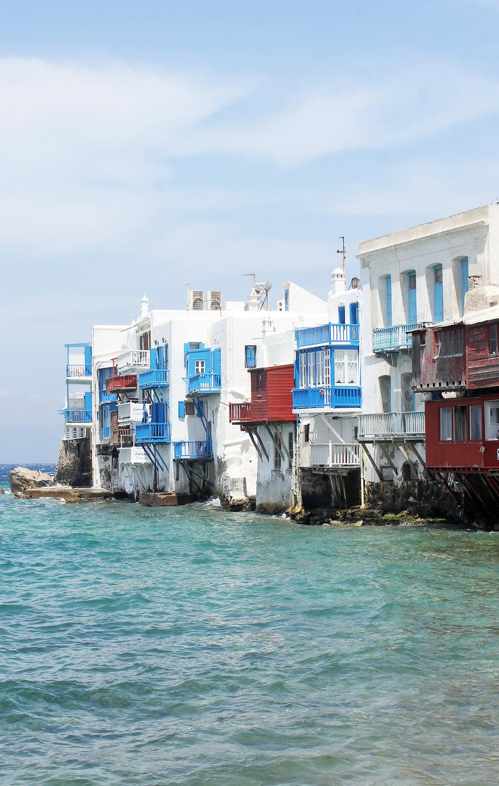 Escapade à Mykonos - Little-Venice