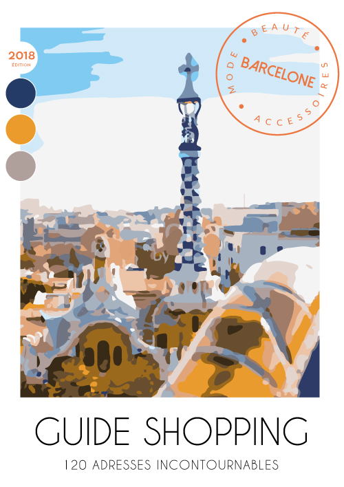 Guide Shopping Barcelone – Édition 2018