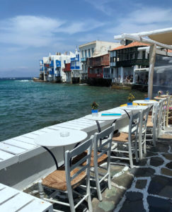 Escapade à Mykonos - Little-Venice
