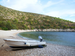 Dubovica beach - Hvar