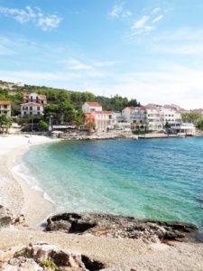 Milna beach Hvar - Croatia