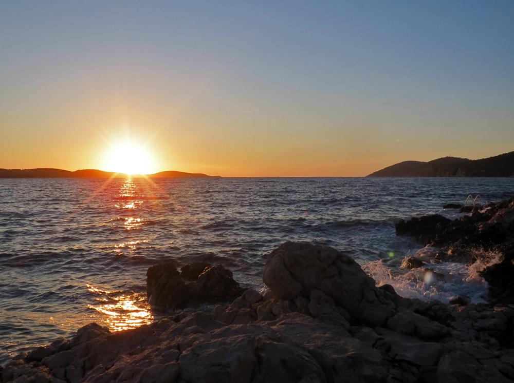 Ou voir un oucher de soleil Hvar - Croatie