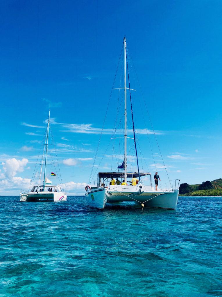 Catamaran Île Maurice