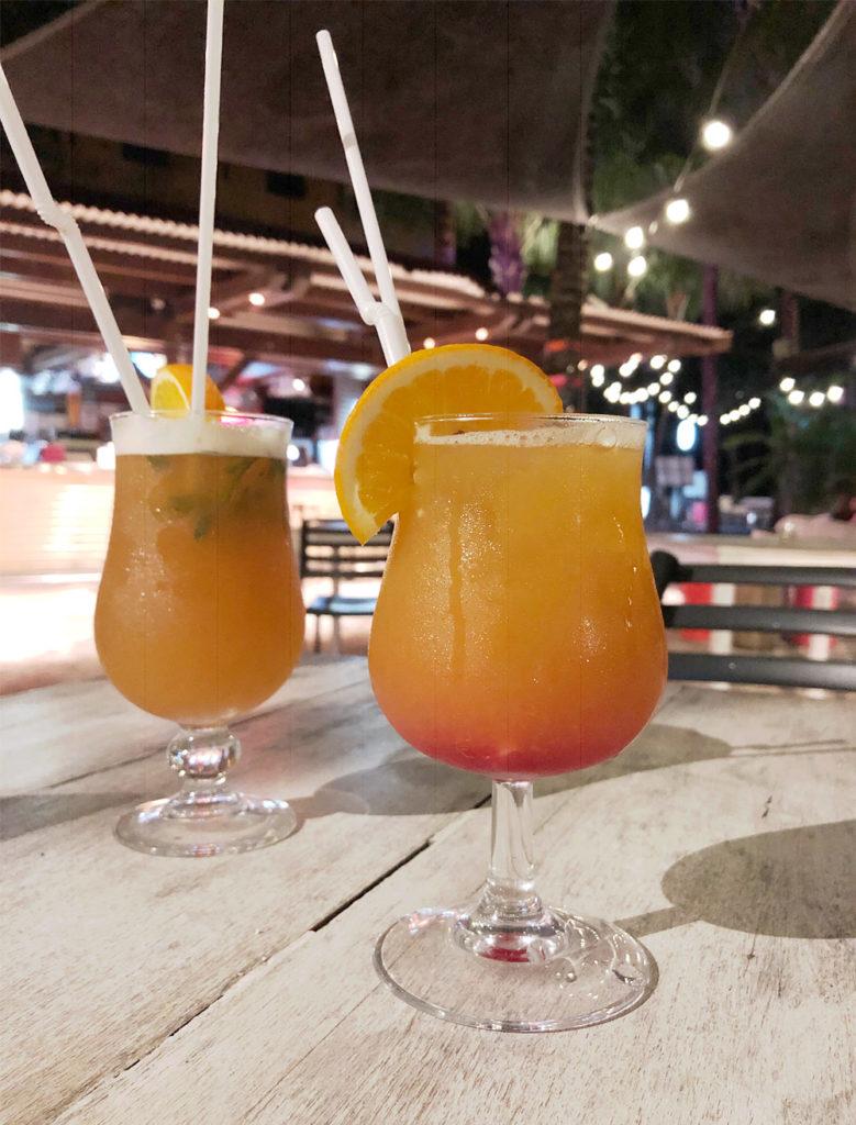 Cocktail Cokoloko Île Maurice