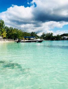 Plage publique de Pereybere Île Maurice
