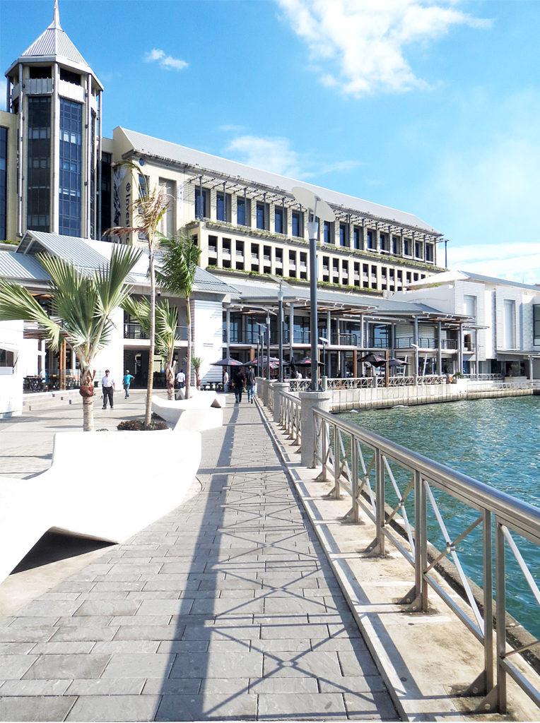 Port-Louis - Caudan Waterfront