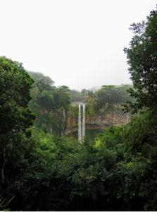 Île Maurice - Les chutes de Chamarel