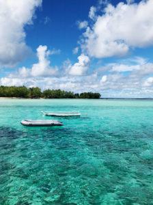 séjour à l'île Maurice - Excursion catamaran