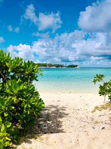 île Maurice - Île Plate