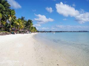 Île Maurice - Plage de Trou aux biches