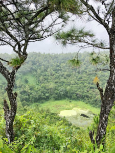 Volcan de Trou aux Cerfs