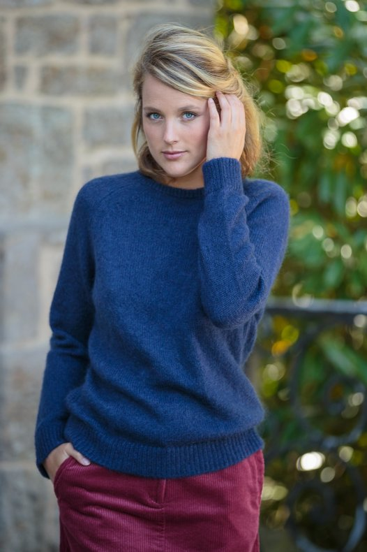 Mode éthique - Pull en laine Ekyog