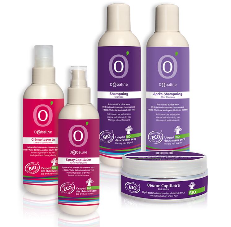 Produits capillaires cheveux crépus Doobaline