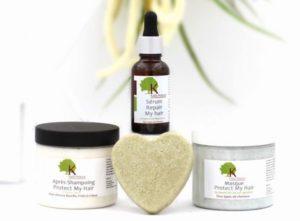 Produits capillaires naturels pour cheveux crépus Kalia Nature